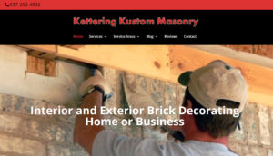 Masonry Contractor Dayton OH